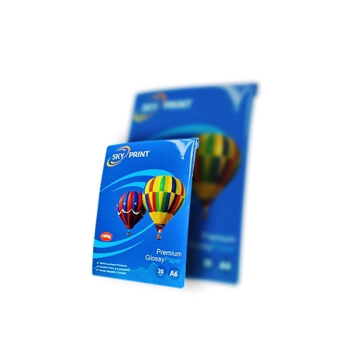 Sky-Medii-PHOTO DOUBLE-HIGH-GLOSSY PAPER-A3-220g-20coli