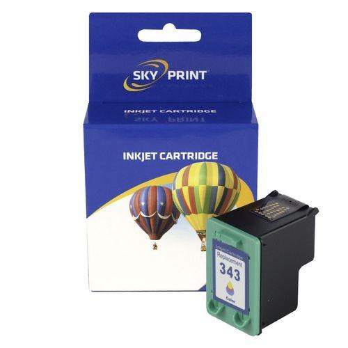 Sky-Cartus Inkjet-HP-343-CMY-14ml-NEW